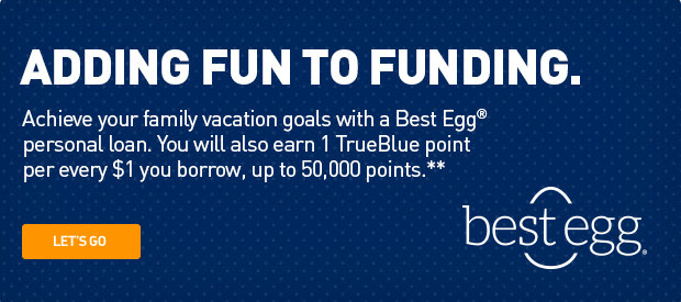 Best Egg JetBlue 50000 points promotion