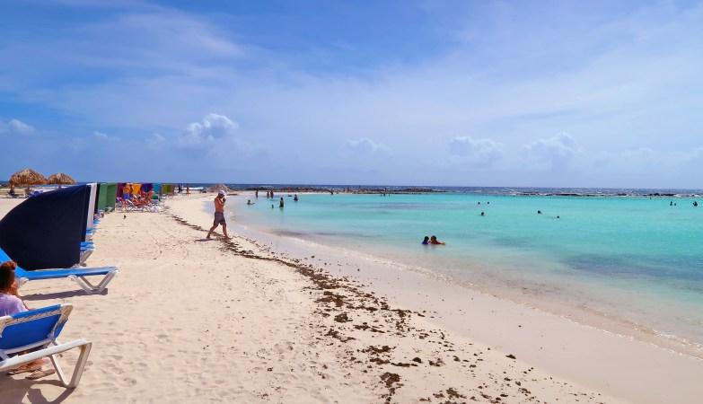 Aruba Baby Beach best things to do in Aruba