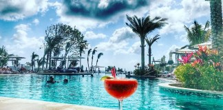 Kimpton Seafire Resort pool and drinks
