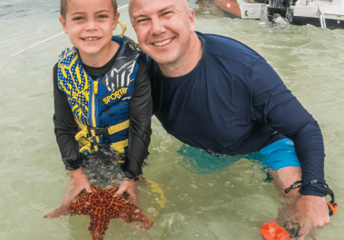 Best Things to do on Grand Cayman with a child square