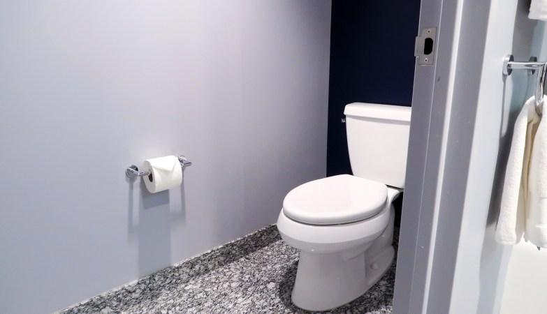 W Boston Toilet