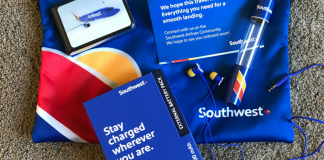 Southwest Airlines Twitter Team surprise