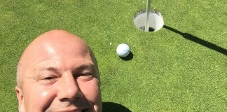 Citi Prestige free golf Monarch Beach almost hole in one 2016-05