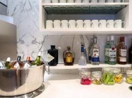 Delta Sky Lounge Liquor