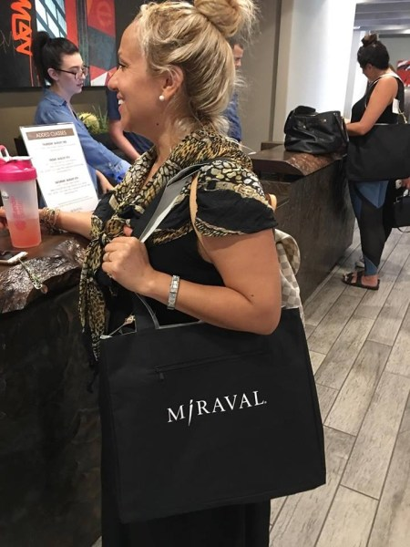 Hyatt Miraval Resort check in