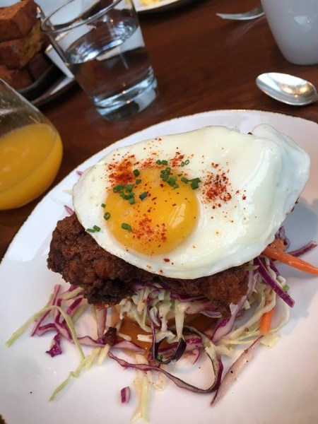 Hyatt Globalist complimentary breakfast