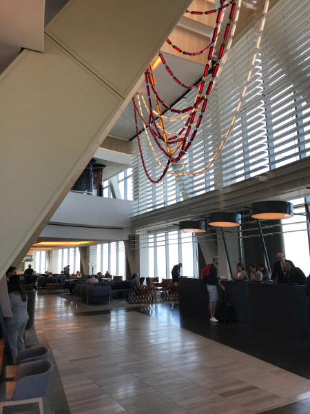 InterContinental DTLA Lobby