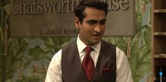 Saturday Night Live Hotel Check-In Kumail Nanjiani