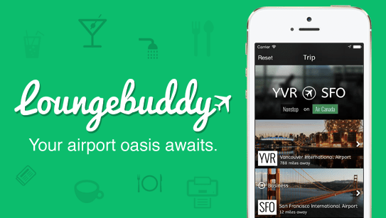 How to Have a Better Airport Experience. A LoungeBuddy Review. LoungeBuddy your airport oasis awaits