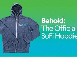 SoFi Hoodie Referral Campaign