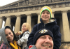 Parthenon Visit Music 2018-01 Huffman family