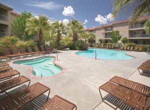 Worldmark by Wyndham St George pool