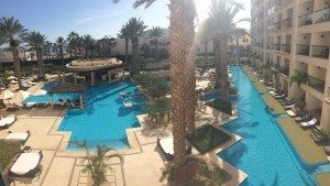 Hyatt Ziva Los Cabos adult pool