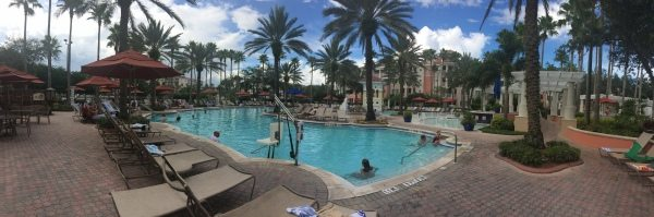 Marriott Grande Vista Orlando timeshare main pool