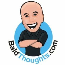 BaldThoughts.com logo