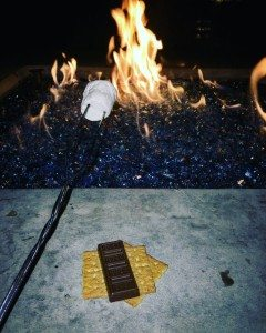 Kimpton Shorebreak Hotel S'mores