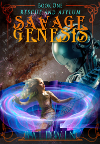 Savage Genesis Book One – Rescue and Asylum