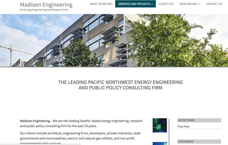 engineering website