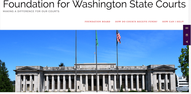 Foundation for Washington Courts
