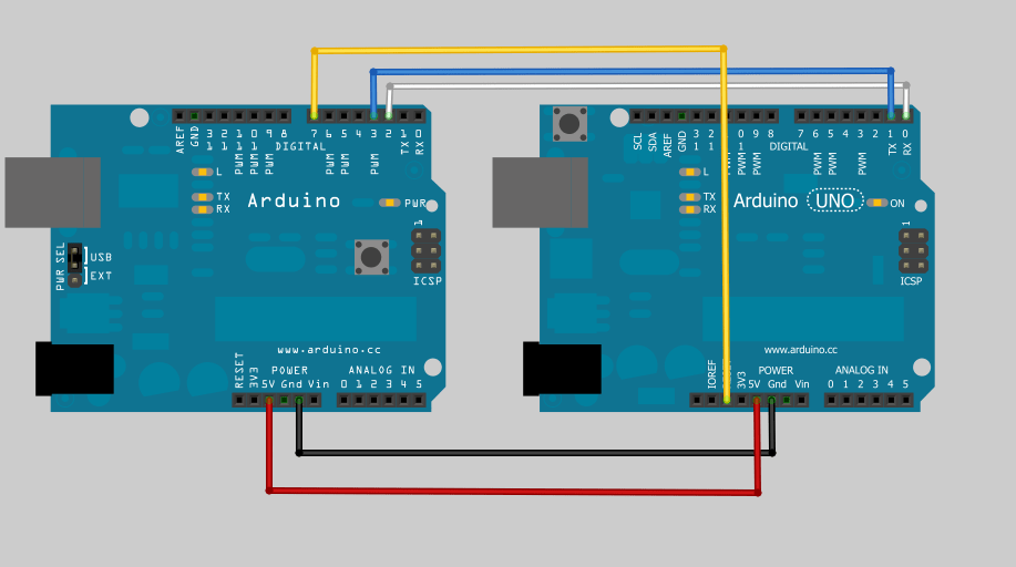 Connecting the Arduino to 1-Wire Chips