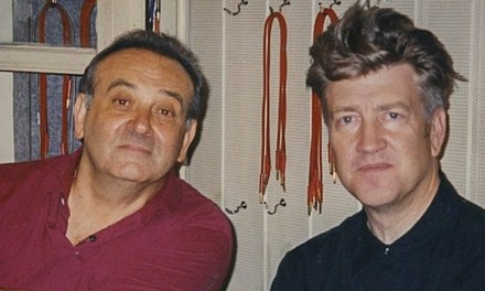 David Lynch e Angelo Badalamenti lanzarán seu disco perdido