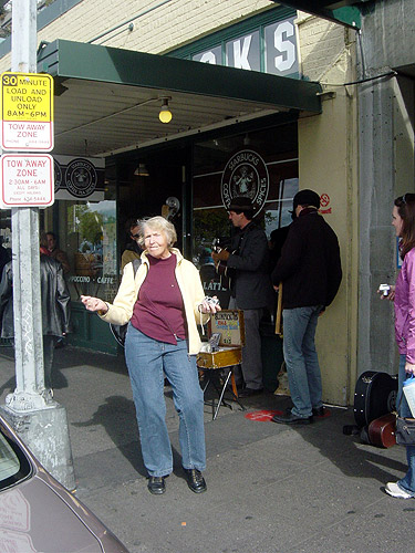 Jandi in Seattle