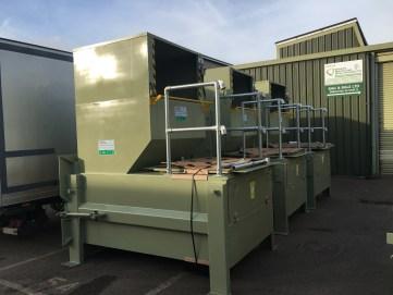 Static Compactors - Bin-Lifters