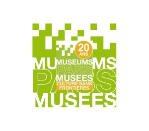 Museums PASS Musees 20 ans