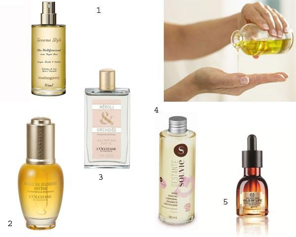 Use também óleos para corpo e rosto (Foto: Think Stock/Divulgação)