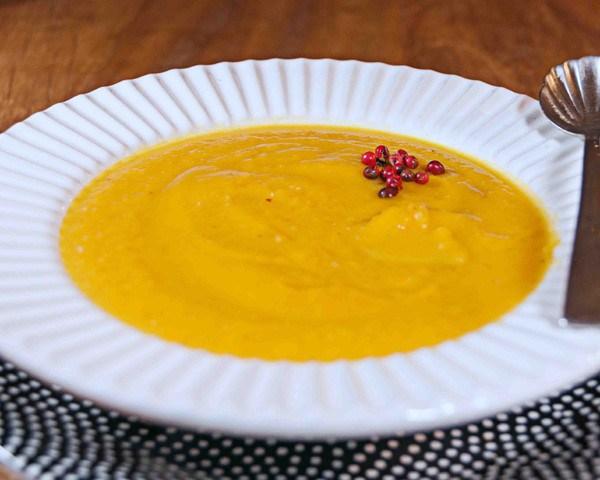 Creme de das abóboras e laranja (Foto: Divulgação)