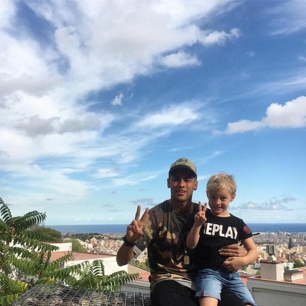 Neymar Jr (Foto: Reprodução/Instagram)