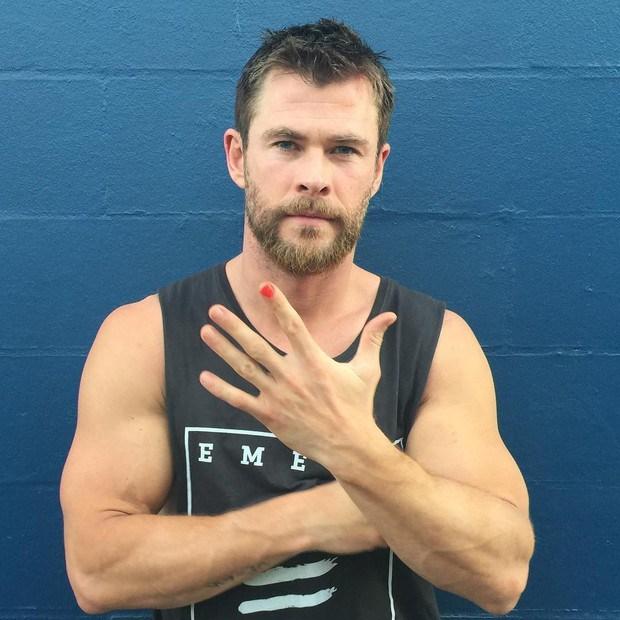 Chris Hemsworth (Foto: Instagram/Reprodução)
