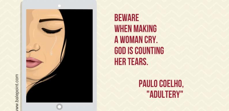 """Ulasan: """"Selingkuh"""" (Paulo Coelho, 2014)"""