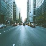 Arus lalu lintas di kota besar
