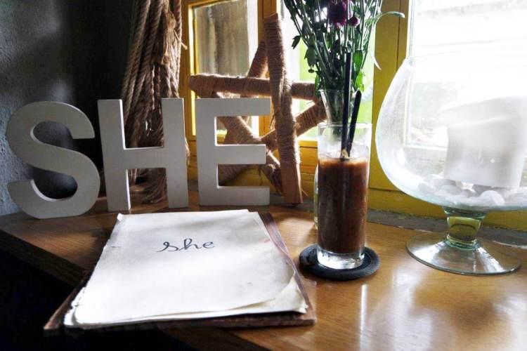 Enjoy Vietnam Coffee at She Cafe