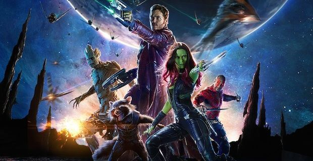 [30DMC] Day 03 – Your Favorite Action/Adventure Movie: Guardians of the Galaxy