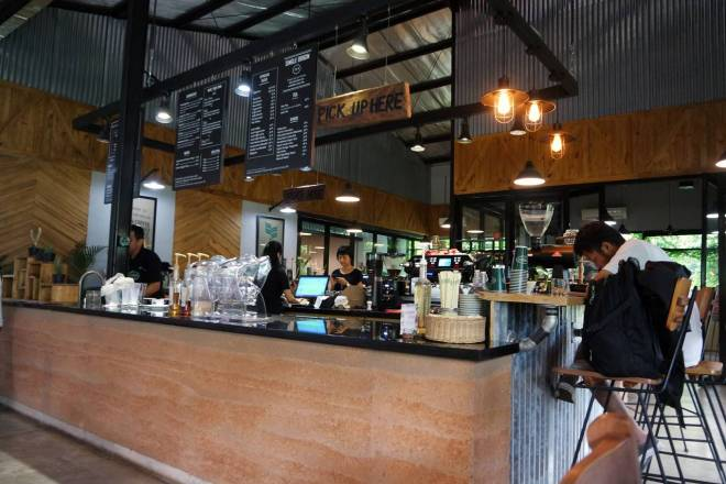 Caswell Coffee Ampera