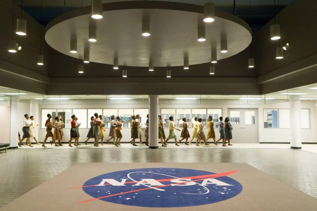 Hidden Figures about NASA