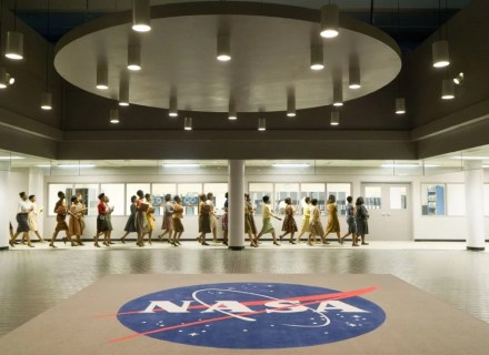 Hidden Figures about NASA