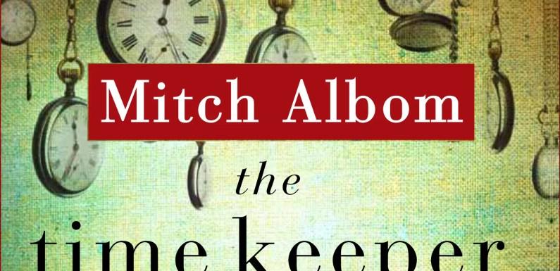 """Ulasan: """"Sang Penjaga Waktu"""" (Mitch Albom, 2012), Mempertanyakan Waktu"""