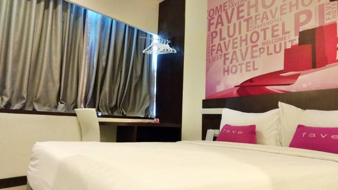 Kamar favehotel Pluit Junction