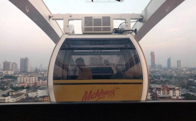 Ferris Wheel/Bianglala di Asiatique