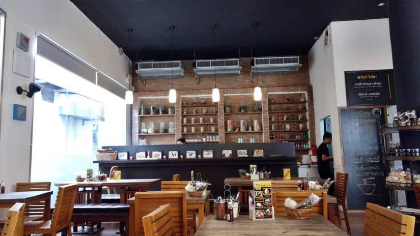 Kafe di Maze Thonglor