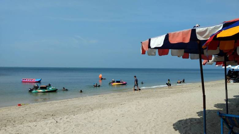 Bang Saen Beach Thailand