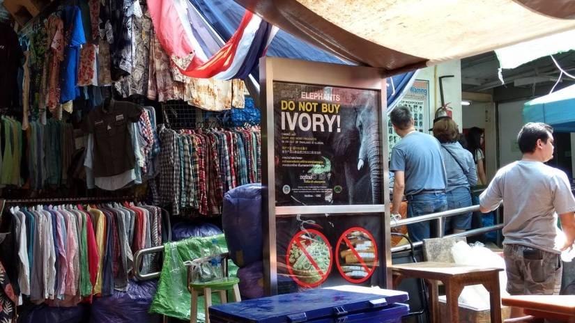 Chatuchak Weekend Market Thailand