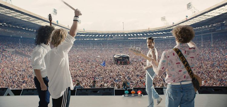 Film Bohemian Rhapsody 2018