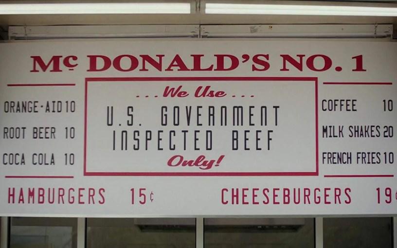 "Ulasan Film ""The Founder"" (2016) Yang Membuat Burger McDonald's Serasa Tak Selezat Dulu Lagi"
