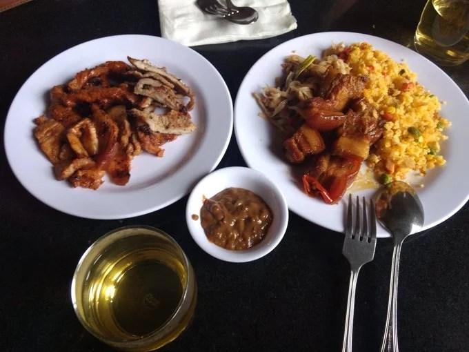 Buffet Lunch Ba Na Hills
