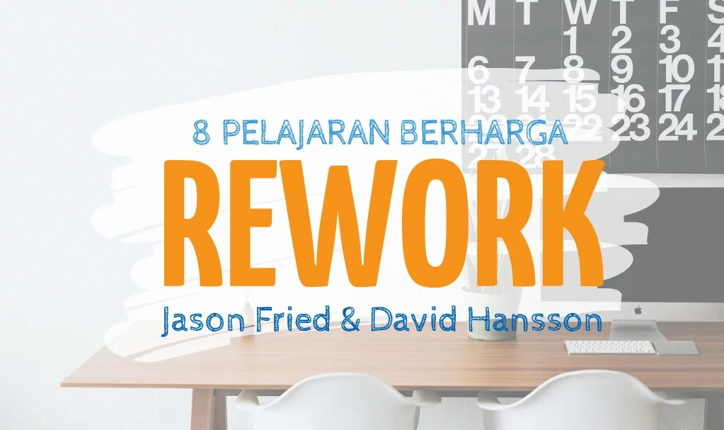 Review Buku Rework