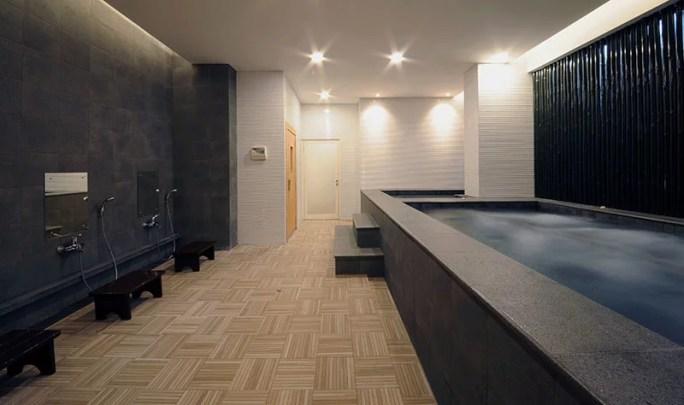 Onsen Spa di Azalea Suites Cikarang